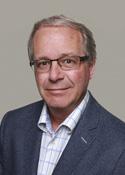 Robert Comeau portrait - Director