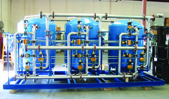 Industries - Electrodeionization ion exchange food beverage water system