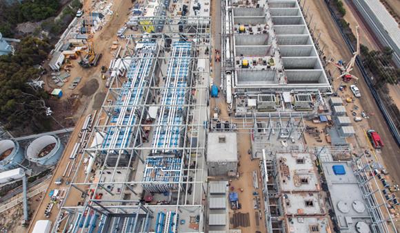 Applications - Desalination plant
