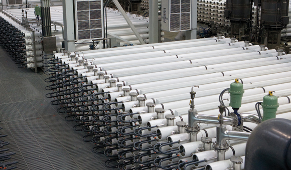 Applications - Membrane filtration system water reuse recycling