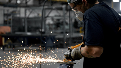 Expertise - Manufacturing capabilities Minneapolis factory worker