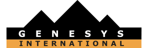 Genesys international company logo