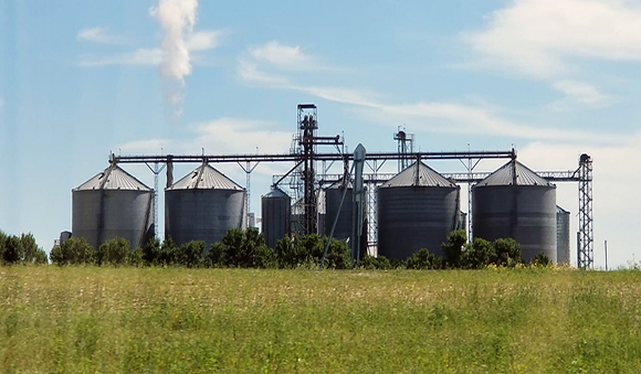 Industries - Biofuels ethanol plant