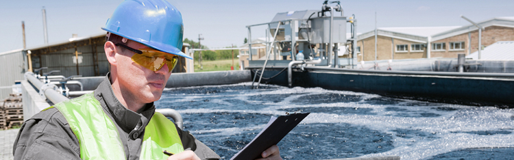 About Us - Water treatment worker
