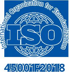 Genesys ISO 45001 certificate