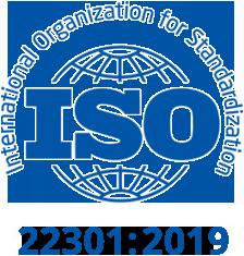 Genesys ISO 22301 certificate
