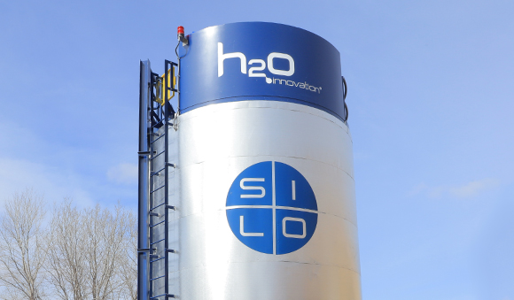 Technologies - Silo system for water wastewater treatment