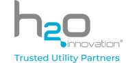 H<sub>2</sub>O Innovation Trusted Utility partners company logo