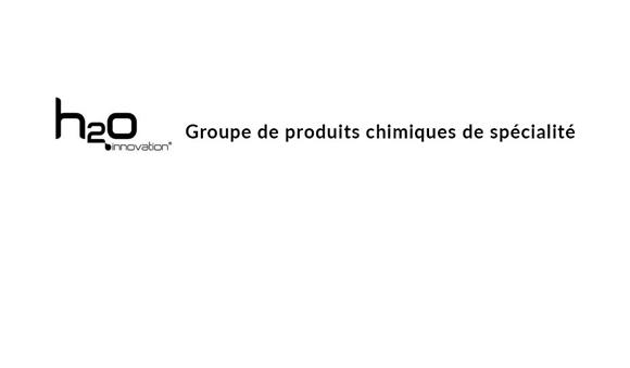 Produits de Spécialité - h2o innovation groupe produits chimiques de spécialité logo