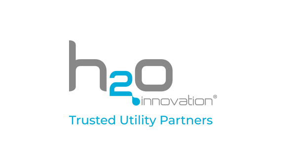 About us - h2o innovation trusted utility partners logo